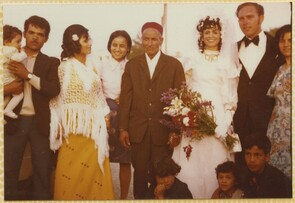 Wedding in Tunisia with Mongia's family